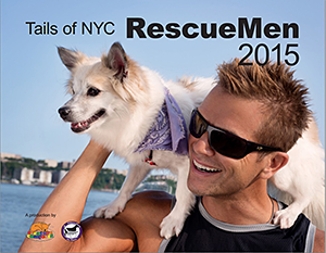 Pillows for Paws / Grandpa Dave's Creature Comforts: Tails of NYC: RescueMen 2015