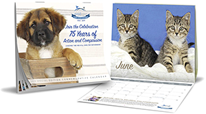 North Shore Animal League America: Join the Celebration: 75 Years of Action and Compassion.