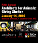 Architects for Animals: Giving Shelter - January 14, 2016