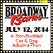 Stars and Adoptable Pets Headline 16th Annual Broadway Barks