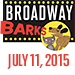 Broadway Barks 17 – July 11, 2015