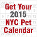 Get Your 2015 NYC Pet Calendar!