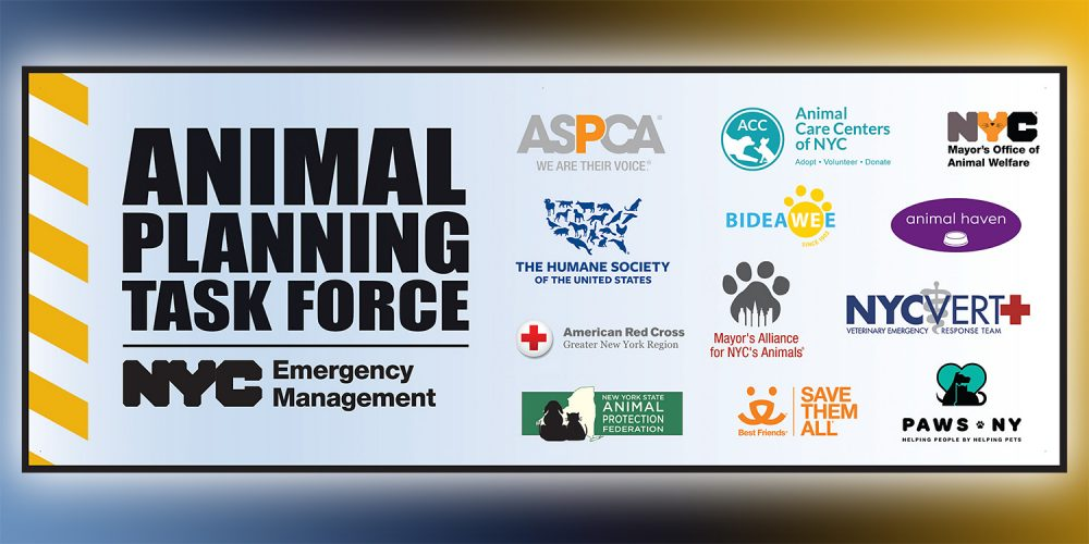 NYC Emergency Management Animal Planning Task Force 2020