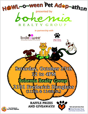 HOWL-o-ween Pet Adopt-athon - Saturday, October 25, 2014
