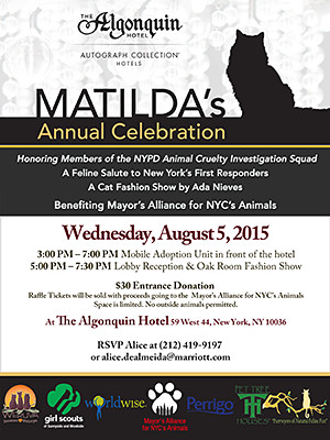 Matilda's Annual Celebration