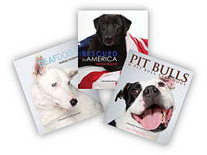 Dog Photo Books by Melissa McDaniel