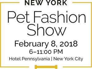 New York Pet Fashion Show - February 8, 2018