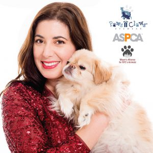 Alliance Spokesperson Stephanie Mattera has been named the new Brand Ambassador for Paws N Claws Eyewear. (Photo by Heidi Curran Photography)