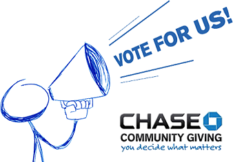 Vote for the Mayor's Alliance for NYC's Animals in Chase Community Giving!